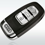 audi smart key replacement