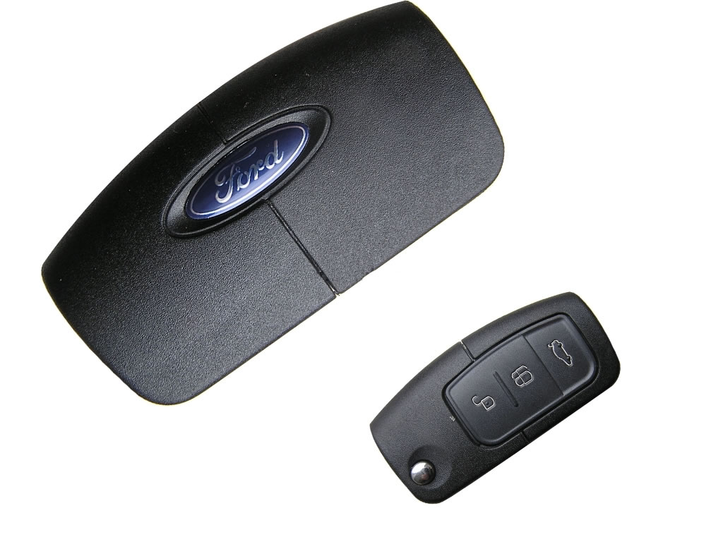 how to clean car key fob