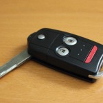 how to find acura keys