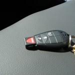 Dodge key fobs keyless control
