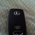 lexus key fob