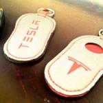 tesla model s keys